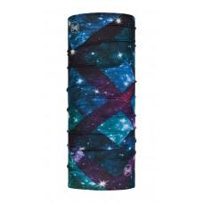 Cosmic Nebula Night Blue